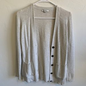 Madewell Fieldwalk Cardigan